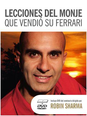 ferrari - DVD Lecciones del monje que vendió su Ferrari