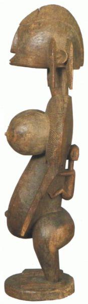figura femenina2 - figura-femenina bambara mali