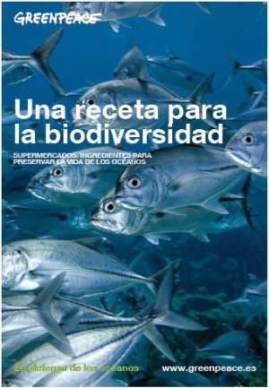 greenpeace - Ranking de supermercados españoles en sostenibilidad en la venta de pescado