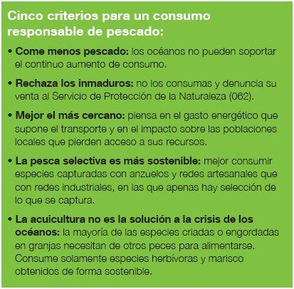 greenpeace4 - Ranking de supermercados españoles en sostenibilidad en la venta de pescado
