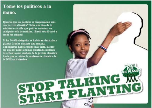plantar2 - DEJA DE HABLAR, PONTE A SEMBRAR: los niños pasan a la acción