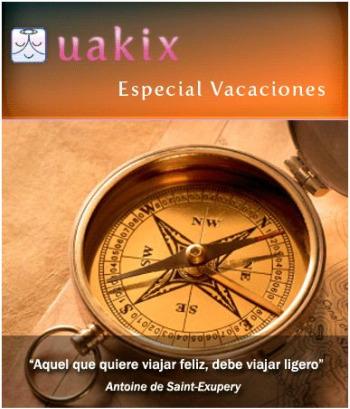 uakix espacial vacaciones