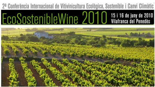 vino - ecosostenible wine 2010