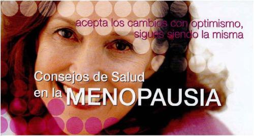 menopausia - Menopausia, época de cambios