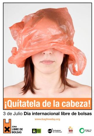 bolsas - Día internacional libre de bolsas de plástico