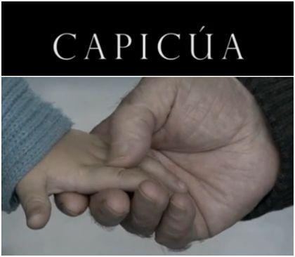capicua - CAPICÚA: NIÑEZ-VEJEZ. Vídeo sobre el principio y final de la vida y sus cuidados