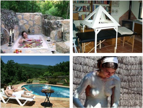 el-camino spa turismo rural ávila tratamientos