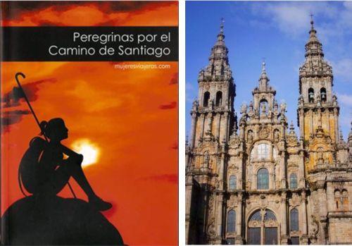 peregrinas en el camino de santiago