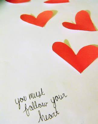 sigue tu corazon - Elegir con la razón o con el corazón