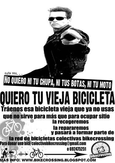 bike2 - BIKE-CROSSING en España: liberar y compartir esas bicicletas que no usamos