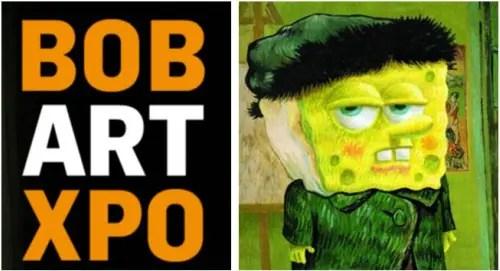 bob3 - Bob Art Expo en otoño 2010 en tres ciudades españolas