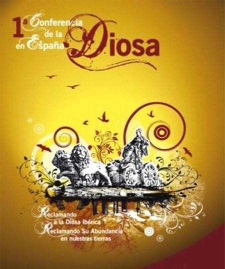 diosa - conferencia de la diosa en España