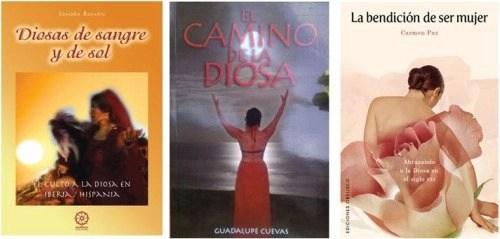 libros diosa - LA DIOSA EN ESPAÑA: entrevistamos a las organizadoras de La Conferencia de la Diosa en Madrid sobre este evento y el neopaganismo