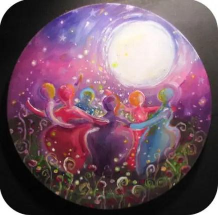 luna21 - agradeciendo mis lunas