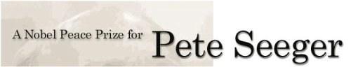 pete1 - Pete Seeger cantando contra el derrame de BP: activismo musical a los 91 años