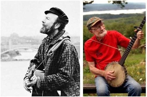 pete4 - Pete Seeger cantando contra el derrame de BP: activismo musical a los 91 años