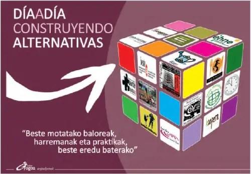 alternativas - Día a día construyendo alternativas: pdf con iniciativas para la transformación social
