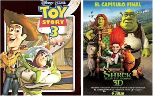 toy story y shrek