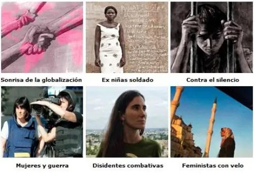 FP - FP mujeres y globalización