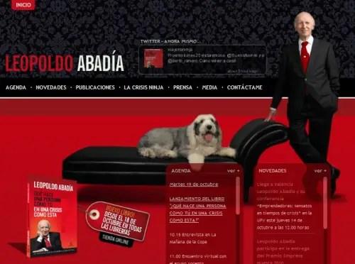 Que hace una persona como tu en una crisis como esta - Leopoldo Abadia