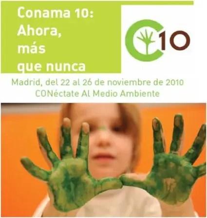conama 2010 congreso medioambiente