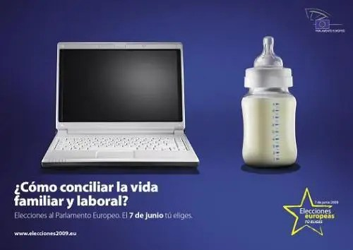 elecciones europeas - 13 consejos para que FRACASE tu lactancia materna y la réplica