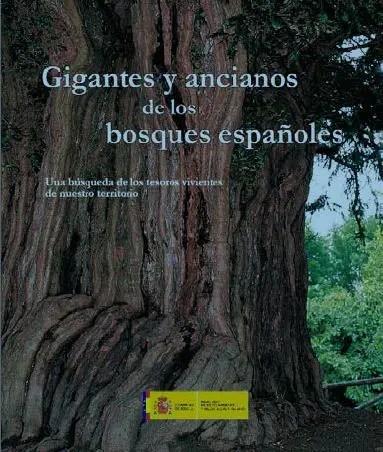 gigantes y ancianos de los bosques españoles