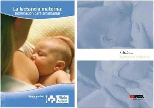 guías lactancia-materna