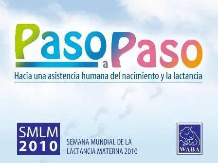 semana mundial de la lactancia materna 2010 - Semana Mundial de la Lactancia Materna 2010