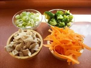 wok22 - wok de verduras y fideos