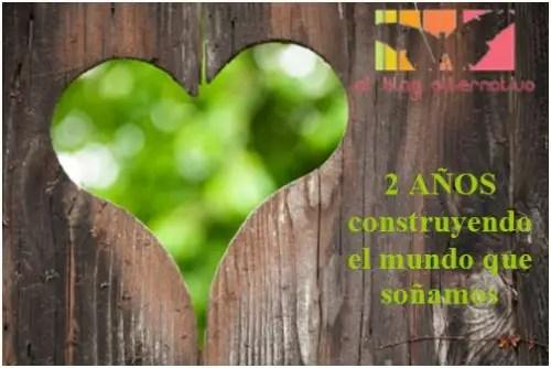 2 - corazón verde