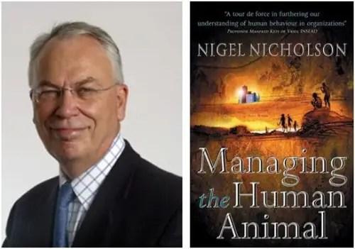 """NIGEL NICOHLSON - Cinismo y Pasividad en la empresa: """"Hoy cada uno se cree el protagonista de su propia vida"""""""