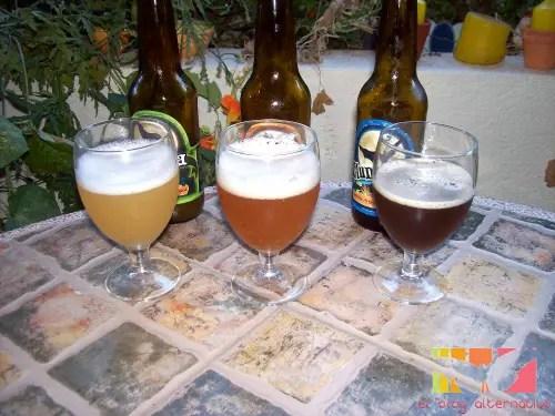 cerveza ecológica de Bodega Artesana