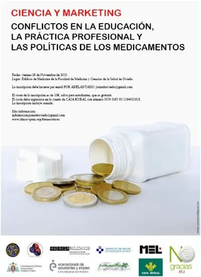ciencia y marketing - Seminario CIENCIA Y MARKETING: cuando los médicos se rebelan