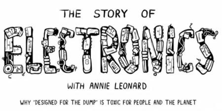 electronicah - La historia de las cosas: los dispositivos electrónicos, nuevo video de Annie Leonard