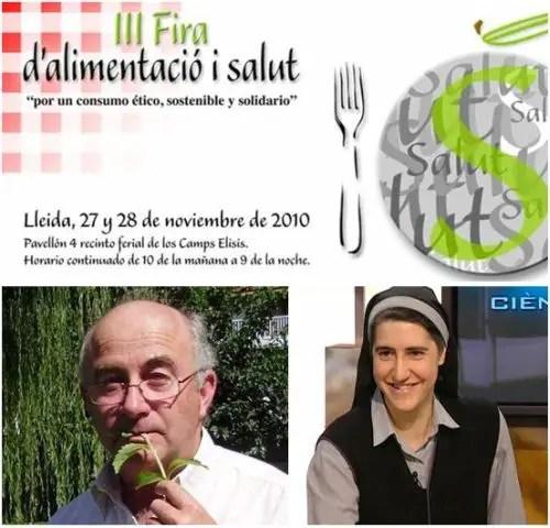 fira de alimentación y salud lerida 2010