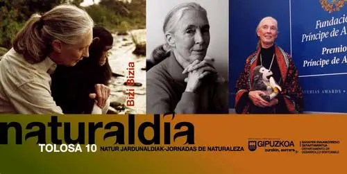 jane - Jane Goodall visita España en el 50 aniversario de Gombe