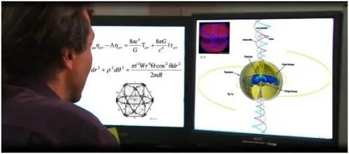 """nassim3 - """"Vivimos dentro de un gran agujero negro al que llamamos Universo"""". Entrevista a Nassim Haramein en La Vanguardia"""
