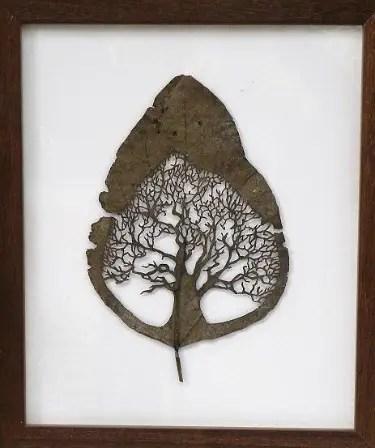naturate - NATURAYARTE: la Naturaleza en el arte del calado de hojas