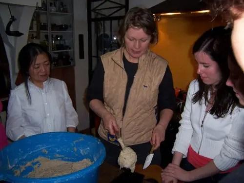pan centeno3 - Receta de pan de trigo y centeno con masa madre