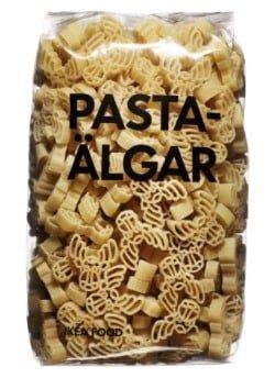 pasta ikea1 - Receta de salsa de calazaba y tomate para pasta