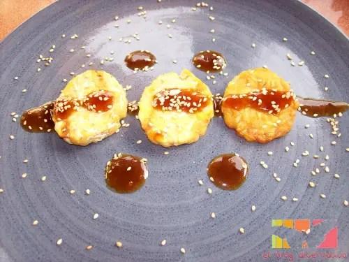 receta de tempeh con salsa teriyaki