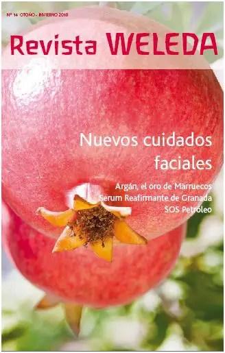 weleda - weleda revista otoño 2010