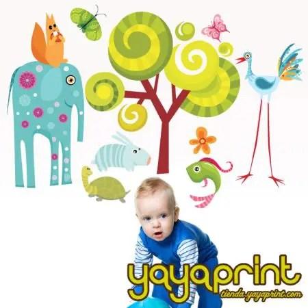 bebes yayaprintb - vinilos yayaprint