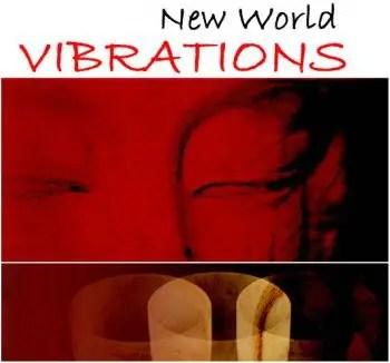 shirai - New World Vibrations del grupo Shirai: exquisita combinación de instrumentos de cristal de cuarzo con pop-rock, soul y world music