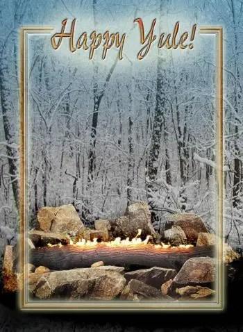 yule - YULE, solsticio de invierno: la noche más larga del año