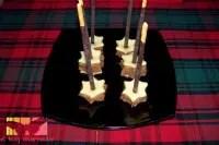 membrillo mikados - ¿Qué haríais con un cesto de membrillos?