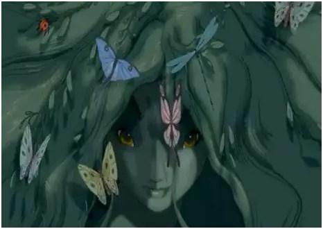 tristesse3 - Tristesse del grupo electrónico Kollektiv Turmstrasse: video clip sobre la magia y la regeneración de la naturaleza