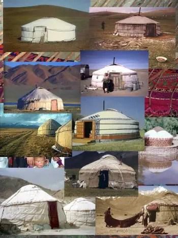 """yurts - """"No pago alquiler ni facturas y lo poco que tengo es sagrado"""". La historia de una mujer que ha simplificado su vida para poder ser más libre y acompañar a sus hijos"""