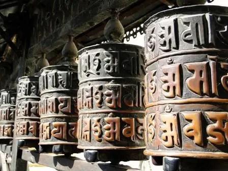 Molinos - Molino tibetano